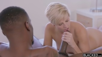 [blacked] makenna white - learn how to train a homemaker
