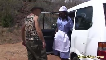 Over the edge love-making by using a sizzling chocolade babe within natural environment african-american jeep porn search