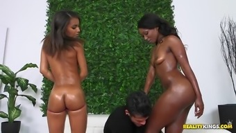 nicole bexley and skyler nicole seduce mabmino, helpful everyone juicy asses