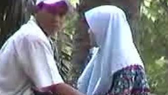 Pleasant newbie voyeur online video with the use of horny Pakistani a few inside the square