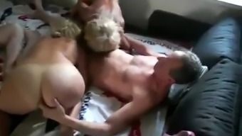 usrr orgy in the country