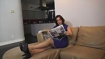 not Mother not youngster taboo with the use of pantyhose