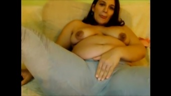 Excess weight AND Furry PUSSY 8