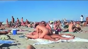 cuckolding within the topless shore gets reported