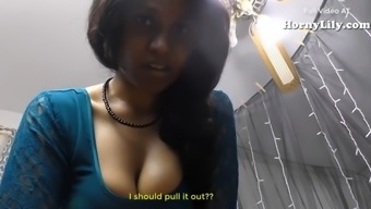 Southern part Indian Tamil Maid fucking a virgin man (Your native language Subs)