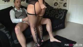 Little Curvy Milf Betraying Companion