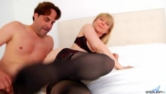 Nina Hartley loves it profound