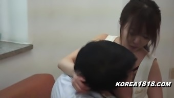 Korean adult porn Heated Natural Chief Female