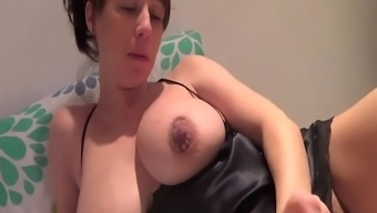 gets pregnant blond has huge genuine boobs.mp4