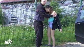 Youngster Love Used And Fucked Outdoor adventure And Public Newbie