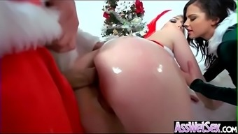Serious Challenging Anal passage Sexual intercourse With Lovely Major Round Booty Date (Keisha Gray &_ Jenna Cream) video-18
