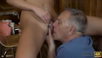 DADDY4K. Will you trust her adding her alone by using