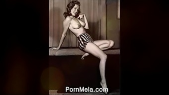 Legendary Presenter Marilyn Monroe Old-fashioned Nudes Compilation Online video