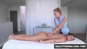 RealityKings - We live and work Collectively - Dani Daniels Zoey Monroe -