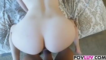 Skinny date Alice March requires large penis