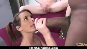 Lovely Attractive Mother Getting Peerless Penis 30