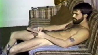 Nude Wrestling & Filthy Discuss - OLD RELIABLE: HAIRY Gentlemen (1987)