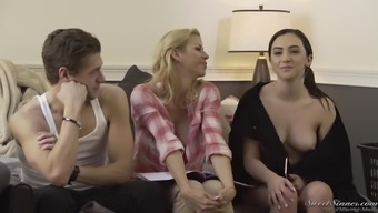 Twisted Lily Jordan and her acquaintances talk about whatever they like