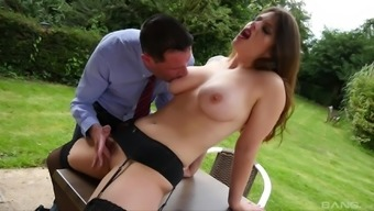 Busty Lucia Absolutely adore discussions a girlfriend into lovely her moist pussy