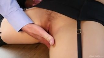 Naughty man savours fucking Lucia Absolutely adore while her titties bounce