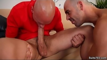 Adam Russo &_ Troy Michaels Fuck and Blow