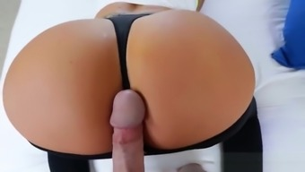 She Sucks Dick and Gets Fucked