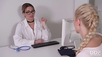 Anal fuck by doctor domina