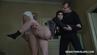 Pregnant muslim woman has sex with friend