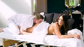 Man After A Massage With Adriana Chechik And Markus Dupree