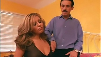 Big butt Latina Lorena Sanchez opens her legs to be fucked hard