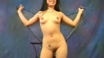 Fairly From asia slut Miki Chan does several sexual, open having dancing lessons