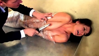 Missy Hardon being fucked in their hardcore mouth