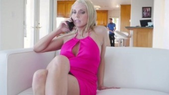 FamilyStrokes - Seduced BY My Sizzling Gold-Digging Step-Mom