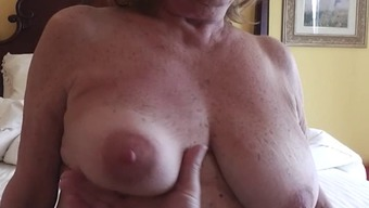 Busty Mature Martiddds: Genuine Great Tits Aproximately Handled