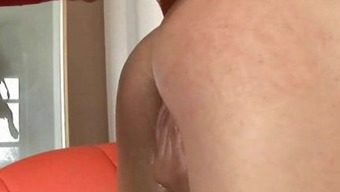 Alexis is stuffed by perverted good friend along with substantial strapon
