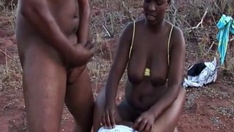 west african sexual intercourse look threesome orgy