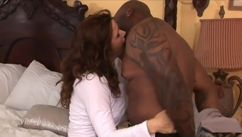 Nica Noelle fucked challenging by black man Mr Marcus