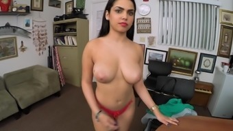 Sizzling POV fuck along with busty Ada Sanchez