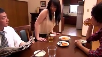 Sizzling japanese mothers-in-law