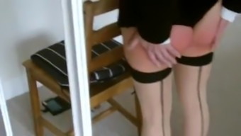 English companion spanked fresh and raw two(2)