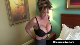 Milf Counter Deauxma Gets Burst By Hiring managers Great Surpassing Penis!
