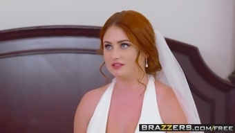 Brazzers - Brazzers Exxtra - Dirty Bride to be arena starring Lenn