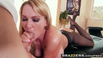 Brazzers - Dirty Masseur - Blake Increased and Chris Strokes - A