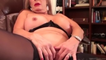 Slutty blond Rae Hart senior would rather have positioning and twiddling with her sissy vid