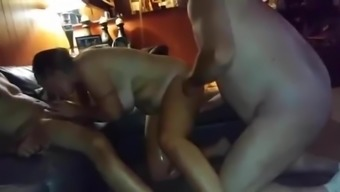 Wife squirts 2times